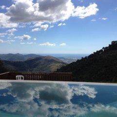 Отель Agriturismo Collecammino Сперлонга бассейн