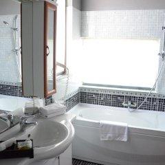 Отель Vila Belvedere 3* Улучшенный люкс с различными типами кроватей фото 5