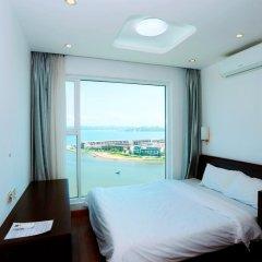 Отель Condotel Ha Long Апартаменты с различными типами кроватей фото 20