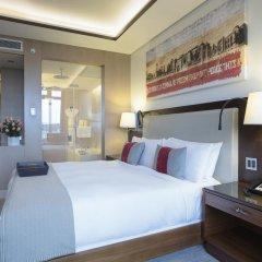 Отель Fairmont Baku at the Flame Towers 5* Люкс с двуспальной кроватью фото 2