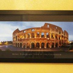 Отель Cola di Rienzo Inn развлечения