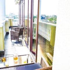 Апартаменты Гефест Апартаменты Одесса балкон