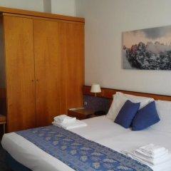 Отель Albergo Delle Alpi 3* Стандартный номер фото 4