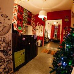 Гостиница Кубахостел Кровать в женском общем номере с двухъярусной кроватью фото 24