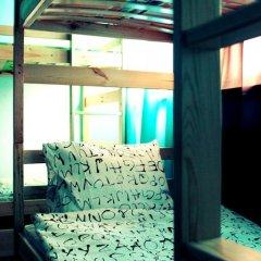Хостел Джон Леннон Кровать в общем номере с двухъярусными кроватями фото 10