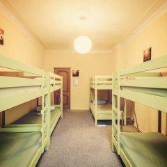TNT Hostel Moscow Кровать в общем номере с двухъярусными кроватями фото 6