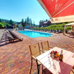 Гостиница Villa Victoria бассейн