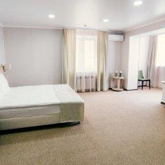 Гостиница Горизонт комната для гостей фото 2