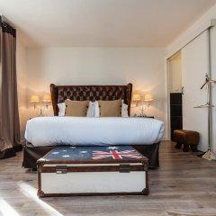 Отель Atelier Montparnasse Hôtel 3* Стандартный номер с различными типами кроватей фото 2