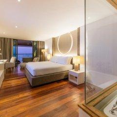 Отель Cape Dara Resort 5* Номер Делюкс с различными типами кроватей фото 7