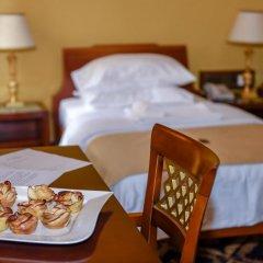 Hotel Cattaro 4* Стандартный номер с различными типами кроватей фото 8