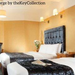 Hotel St. George by The Key Collection 3* Стандартный номер с различными типами кроватей фото 8
