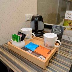 Caesar Park Hotel Taipei 4* Улучшенный номер с различными типами кроватей фото 3