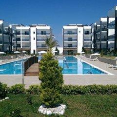 Side Felicia Residence 3* Апартаменты с различными типами кроватей фото 24