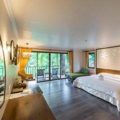 Отель The Leaf On The Sands by Katathani 4* Улучшенный номер с различными типами кроватей фото 6