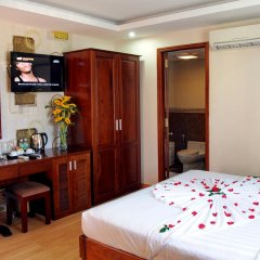 Begonia Nha Trang Hotel 3* Номер Делюкс с различными типами кроватей