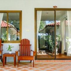 Отель Samui Honey Cottages Beach Resort интерьер отеля