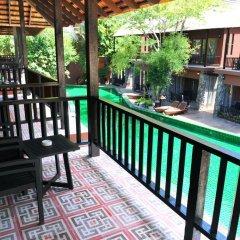 Отель Koh Tao Beach Club 3* Стандартный номер с различными типами кроватей фото 11