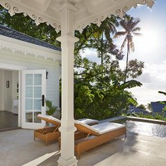 Отель Sugar Beach, A Viceroy Resort 5* Коттедж Делюкс с различными типами кроватей