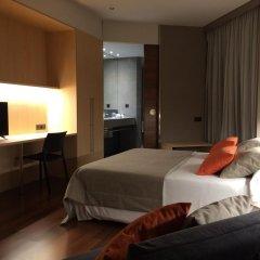 Отель America Испания, Игуалада - отзывы, цены и фото номеров - забронировать отель America онлайн комната для гостей фото 4
