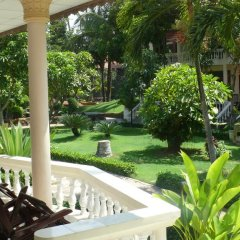 Отель Hai Au Mui Ne Beach Resort & Spa 4* Номер Делюкс фото 19