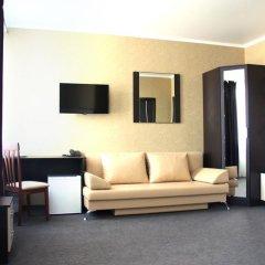 Гостиница Олимп Стандартный семейный номер с двуспальной кроватью фото 8