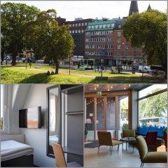 Отель Moment Hotels Швеция, Мальме - 3 отзыва об отеле, цены и фото номеров - забронировать отель Moment Hotels онлайн балкон