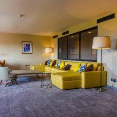 Отель Transcorp Hilton Abuja комната для гостей фото 8