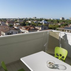 Отель Nero D'Avorio Aparthotel 4* Улучшенные апартаменты разные типы кроватей фото 6