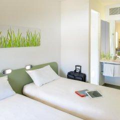 Отель ibis budget Nürnberg City Messe Стандартный номер с различными типами кроватей фото 3