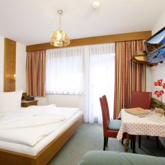 Отель Gasteheim Prantl Хохгургль комната для гостей