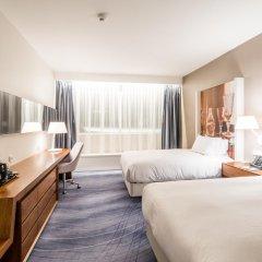 DoubleTree by Hilton Hotel Wroclaw 5* Представительский номер с различными типами кроватей фото 2
