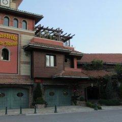 Отель Castello di San Marino Болгария, София - отзывы, цены и фото номеров - забронировать отель Castello di San Marino онлайн вид на фасад фото 3