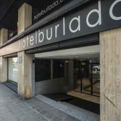 Отель BURLADA 2* Стандартный номер фото 15