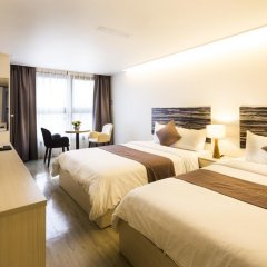Benikea Premier Hotel Bernoui 3* Номер Делюкс с различными типами кроватей фото 2