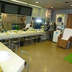 Tokyo Kiba Hotel Капсульный номер Single с различными типами кроватей фото 16