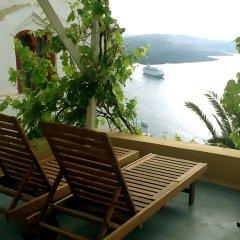 Отель Antithesis Caldera Cliff Santorini бассейн фото 2