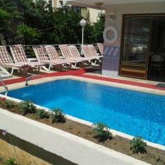 Defne & Zevkim Hotel балкон
