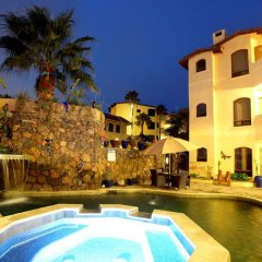 Отель Rosarito Luxury Penthouse Bobby's by the Sea бассейн фото 3