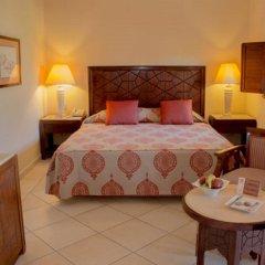 Отель Iberotel Makadi Beach 5* Улучшенный номер с различными типами кроватей фото 5