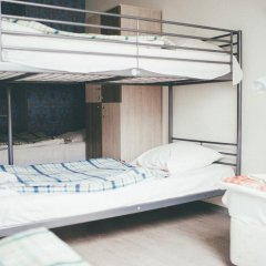 Хостел Крыша комната для гостей фото 2
