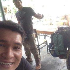 Отель Dang Phung Homestay Шапа с домашними животными