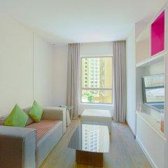 Ramada Hotel & Suites by Wyndham JBR 4* Номер Делюкс с двуспальной кроватью фото 3