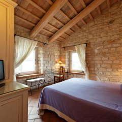 Отель Valcastagno Relais Италия, Нумана - отзывы, цены и фото номеров - забронировать отель Valcastagno Relais онлайн комната для гостей фото 4