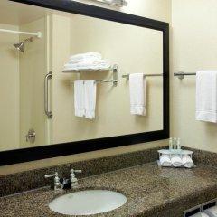 Отель Holiday Inn Express & Suites Ashland 2* Стандартный номер с различными типами кроватей фото 4