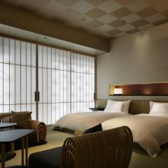 Отель Hoshinoya Tokyo 5* Номер Делюкс фото 3