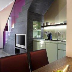 Отель abito Suites 3* Люкс с различными типами кроватей фото 15