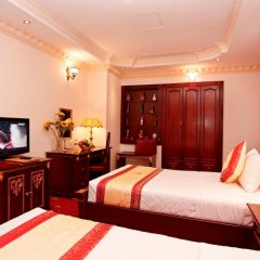 New Pacific Hotel 4* Полулюкс с различными типами кроватей фото 6