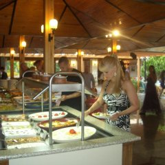 Perdikia Beach Hotel питание фото 3