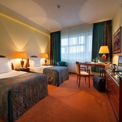 Отель Rezidence Emmy 4* Стандартный номер с различными типами кроватей фото 2
